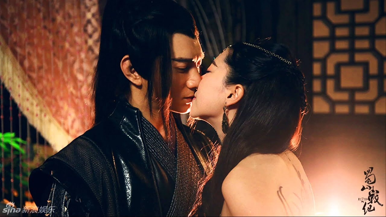 ������ �������� the legend of zu ost songs chinese drama