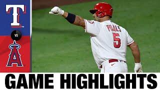 <b>Albert Pujols</b> makes history in the Angels' 5-2 win | Rangers-Angels ...