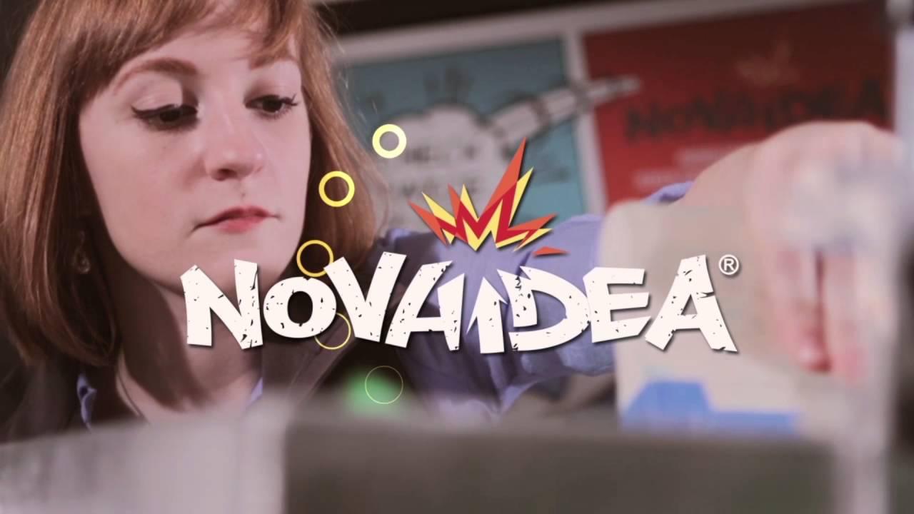 Nova Idea - Campanha Globo Internacional