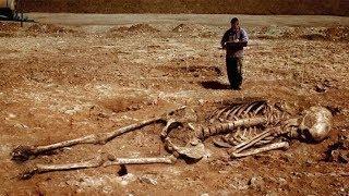 Жили ли великаны на земле?