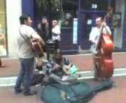 Band on Grafton St