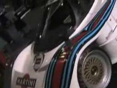 Lancia's at La Biscaretti Museum Turin