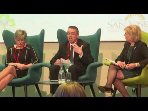 Civil Engagement Panel - Sister Cities Summit 2016
