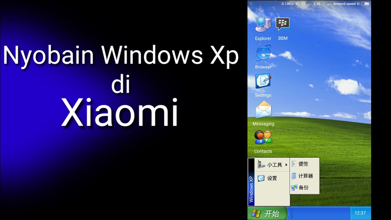 Windows xp di xiaomi redmi note 3 pro theme youtube windows xp di xiaomi redmi note 3 pro theme sciox Choice Image