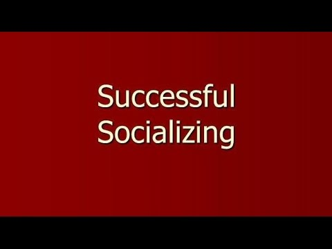 Are You Socializing To Win Or Lose?