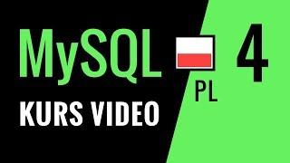 Kurs MySQL odc. 4: Modele danych. Relacja. Iloczyn kartezjański