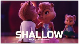 Baixar Shallow - Lady Gaga, Bradley Cooper | Alvin and the Chipmunks
