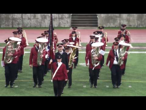 The Salvation Army Band (Oslo, Norway) - 2017 Pasadena Bandfest
