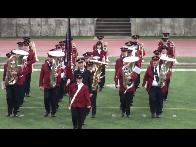 The Salvation Army Band (Oslo, Norway) - 2017 Pasadena Bandfest