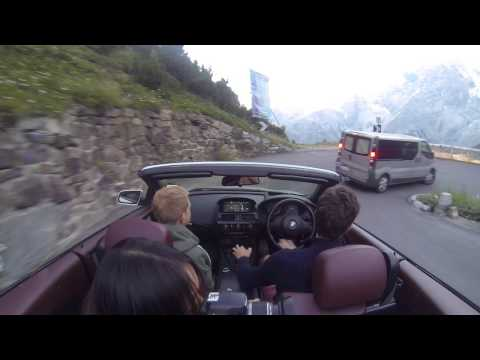 Stelvio Pass -  really the greatest driving road on earth?