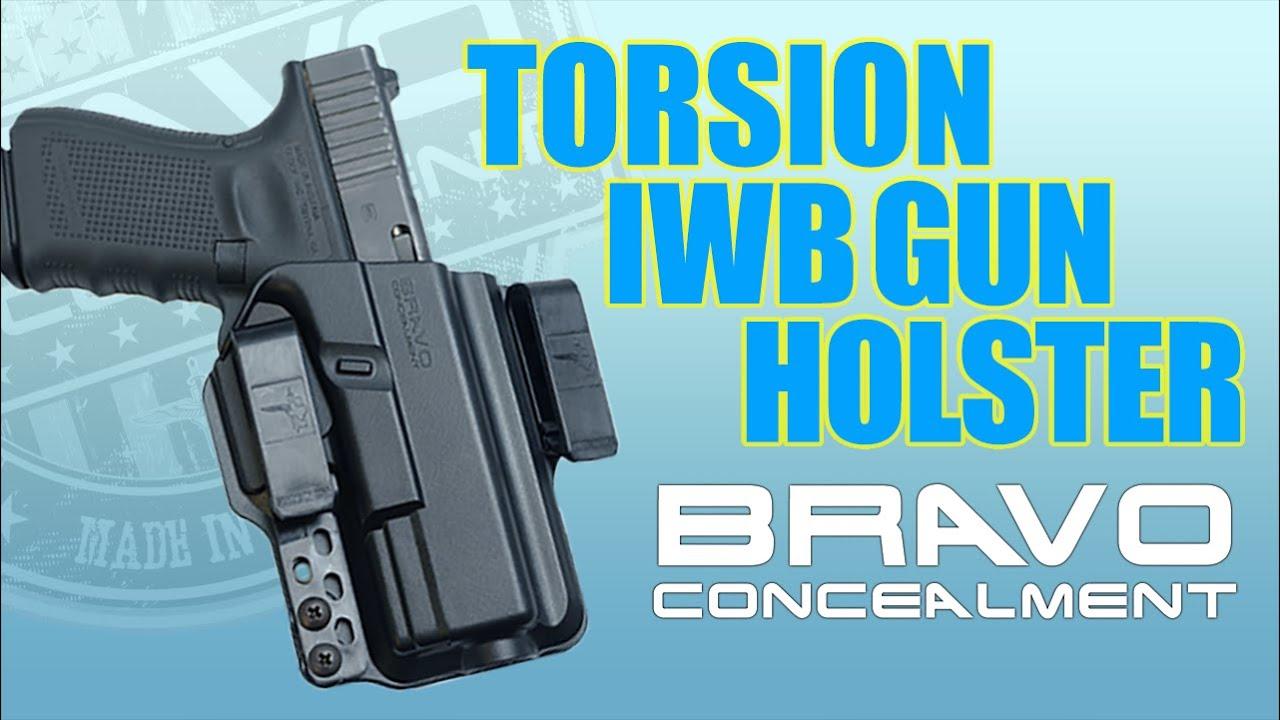 TFB Review: Bravo Concealment Torsion IWB Kydex HolsterThe