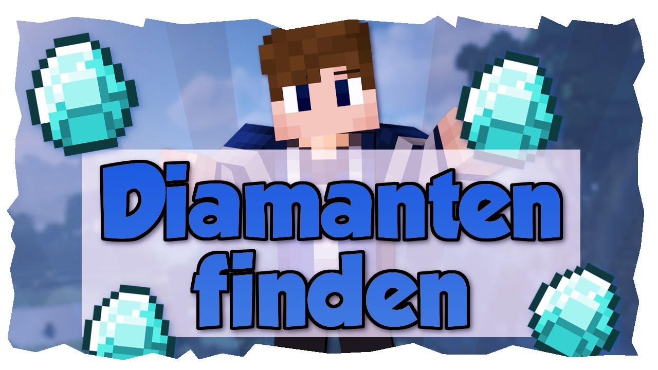 Minecraft Diamanten Finden