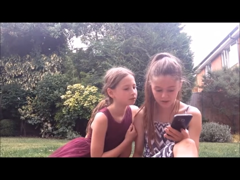 Yoga challenge - sisters - funny yoga! thumbnail