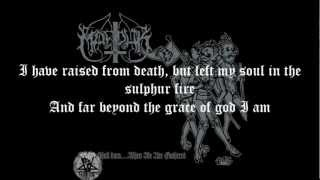 Watch Marduk Beyond The Grace Of God video