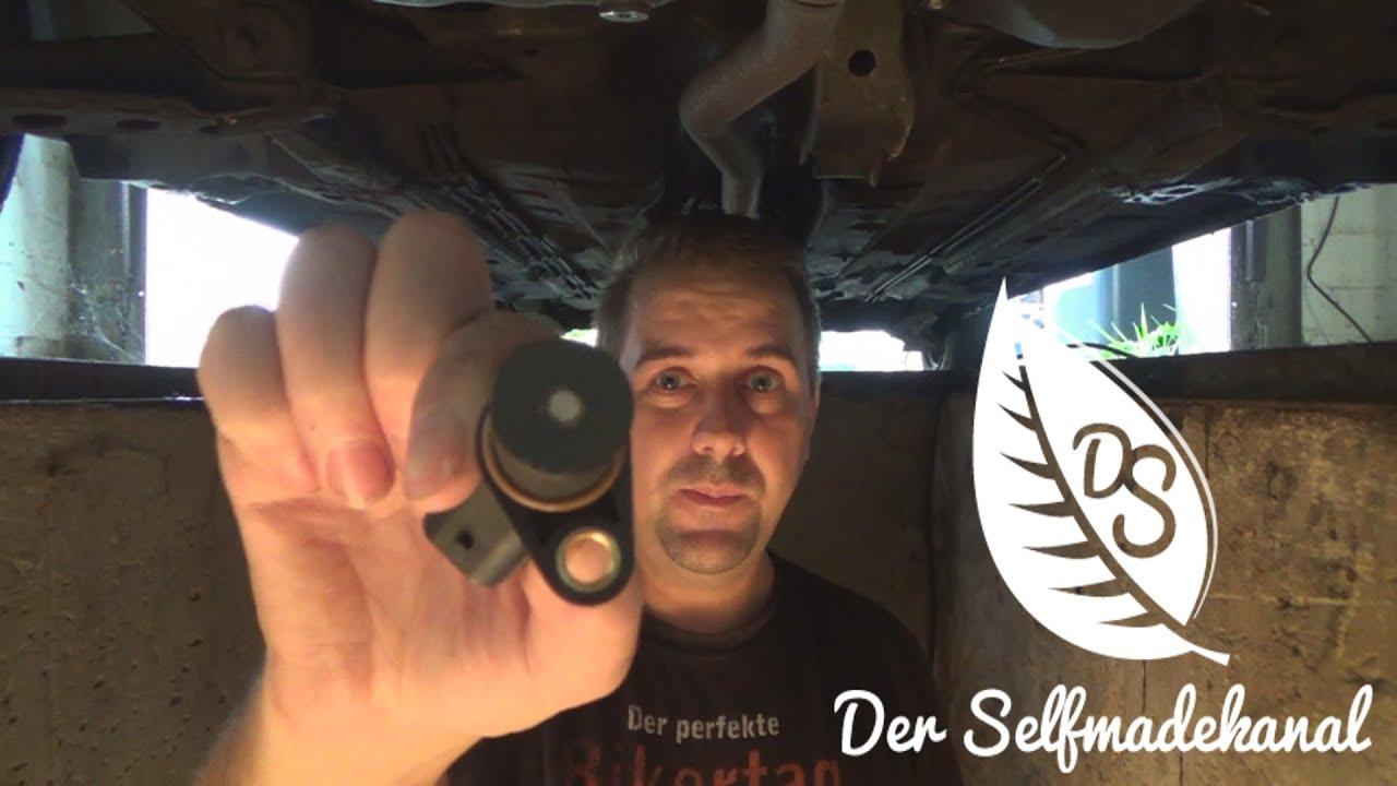 OT Sensor | Kurbelwellensensor am Opel Corsa B wechseln Artikelbild