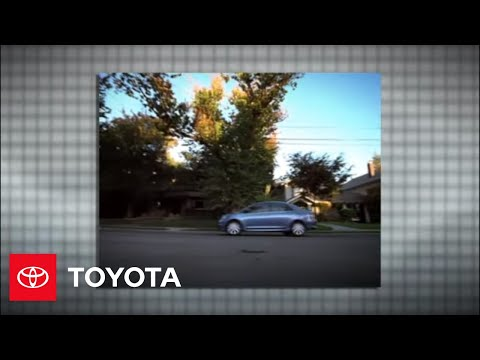 2011 Yaris How-To: Tire Pressure Monitor System (TPMS) | Toyota
