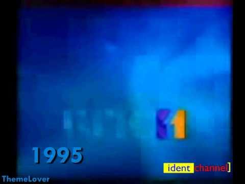 NRK1 1984 - 2011