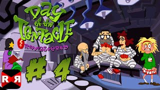 Day of the Tentacle Remastered - iOS / Android - Gameplay Video Part 4