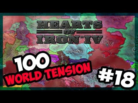 TURKEY vs. MOROCCO | Hearts of Iron IV - 100 World Tension - Modern Day - E.18