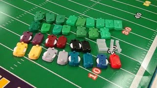 Repeat youtube video Electric football bases made by Tudor Games