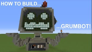 GRUMBOT TUTORIAL (As seen on HERMITCRAFT!)