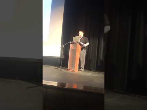 Jake Munson: Intro to Vaping Presentation @ Solon High School 5/2/2019