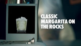 Classic Margarita On The Rocks Drink Recipe - How To Mix