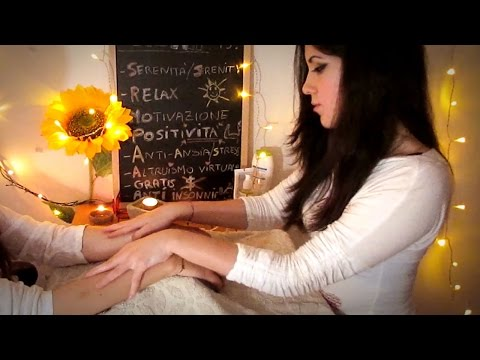 Relaxing Hand & Forearm Massage (Anti stress) ASMR