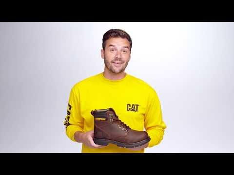 Second Shift by Cat Footwear