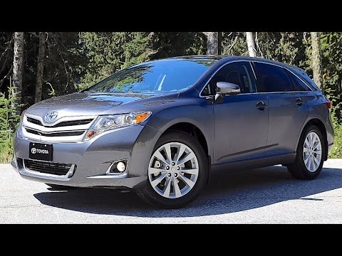 2016 Toyota Venza >> 2016 Toyota Venza Review Youtube