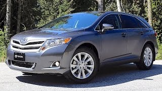 2016 Toyota Venza Review