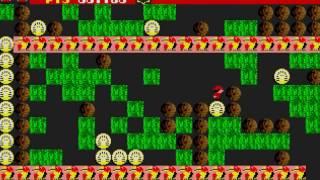 Rockford - Atari ST - Gameplay Video