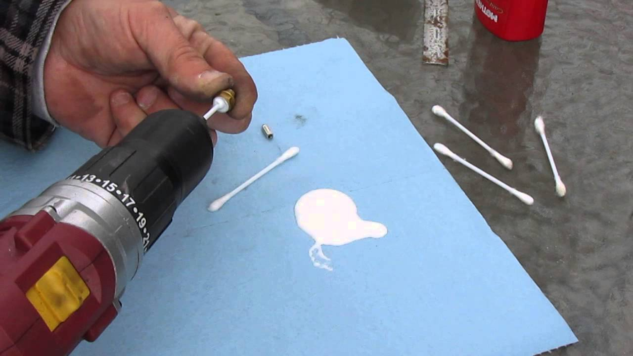 Carburetor float needle and seat trick