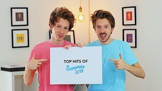 Top Hits of Summer 2018 in 3 minutes