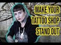 HOW TO OPEN A SUCCESSFUL TATTOO SHOP