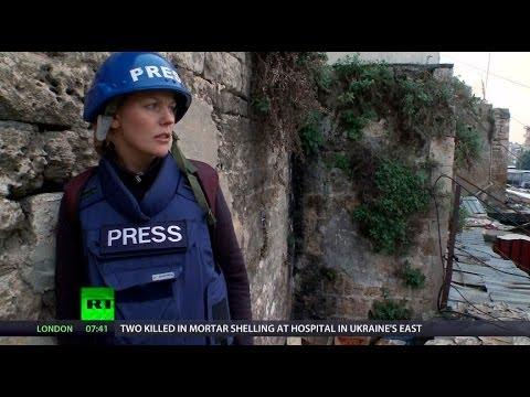 NewsTeam: Syria Frontline With Maria Finoshina (E9)