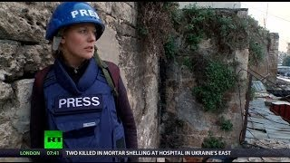 NewsTeam: Syria Frontline With Maria Finoshina (E9)