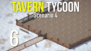 Ep 6 - Scenario 4: Winter is Coming (Tavern Tycoon Dragon's Hangover gameplay)