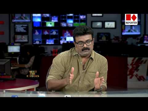 MEET THE EDITORS WITH KALABHAVAN SHAJOHN_Reporter Live