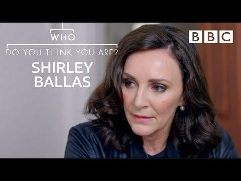 Shirley Ballas discovers her hidden Muslim past - BBC
