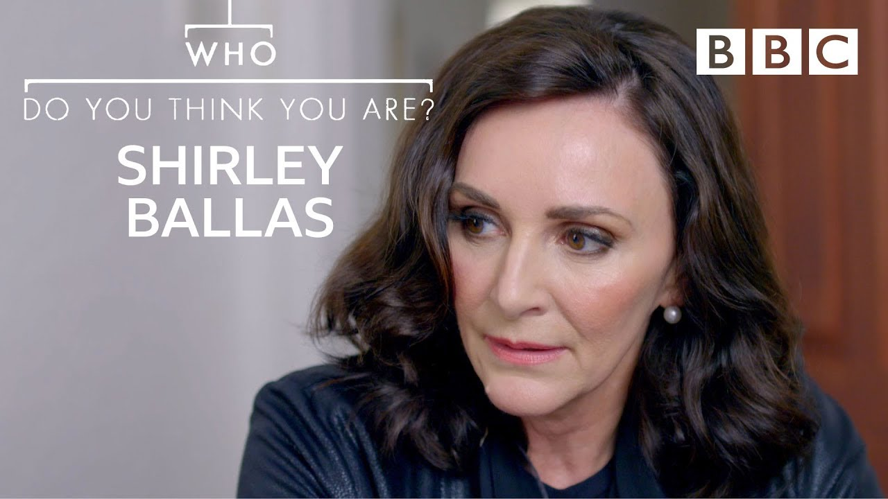 Shirley Ballas discovers her hidden Muslim past - BBC