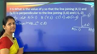 I PUC | Basic Maths | Straight Line -02