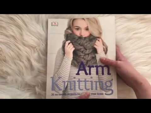 Arm Knitting Book Review
