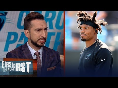 Nick Wright talks Panthers firing Ron Rivera & Cam's future in Carolina   NFL   FIRST THINGS FIRST