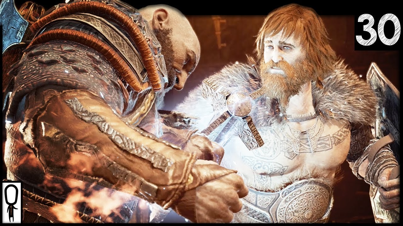 The Anatomy Of Hope God Of War Part 30 Gameplay Lets Play