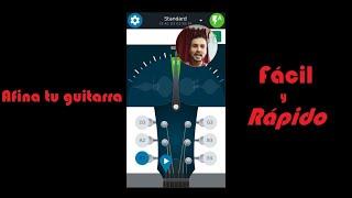 Afina tu guitarra. fácil y rápido screenshot 4