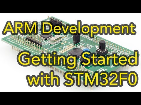Arm Development #1 - STM32 Discovery Hello World Tutorial on CubeMX & Keil 5 uVision Getting Started