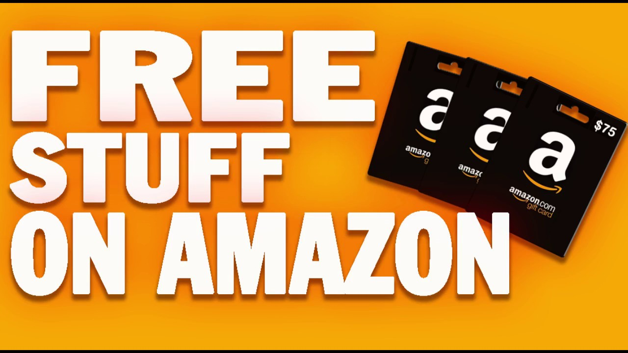 find free items on amazon