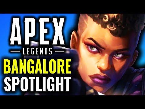 Bangalore Apex Legends Wiki