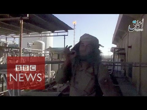 Islamic State 'We love death as you love life' - BBC News